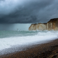 Approaching Storm, Newhaven