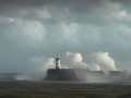 High Winds at Newhaven