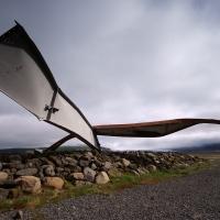 Wreckage Girders, Iceland