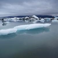Iceberg I, Jokulsarlon, Iceland