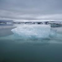 Iceberg II, Jokulsarlon, Iceland