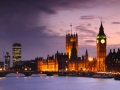 Houses of Parliament, River Thames, London