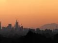 London Skyline from Richmond Park