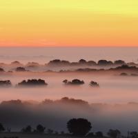 Pre Dawn, Pewsey Vale