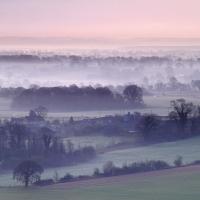 Pre Dawn III, Pewsey Vale