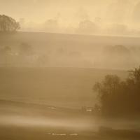 Mist, Pewsey Vale