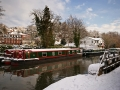 Canal Boat, River Wey, Guildford
