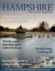 Hampshire County Cover - Jan 2013