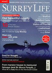 Surrey Life November 2011 Cover