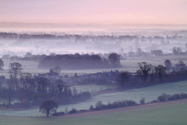 Pewsley Vale, Wiltshire