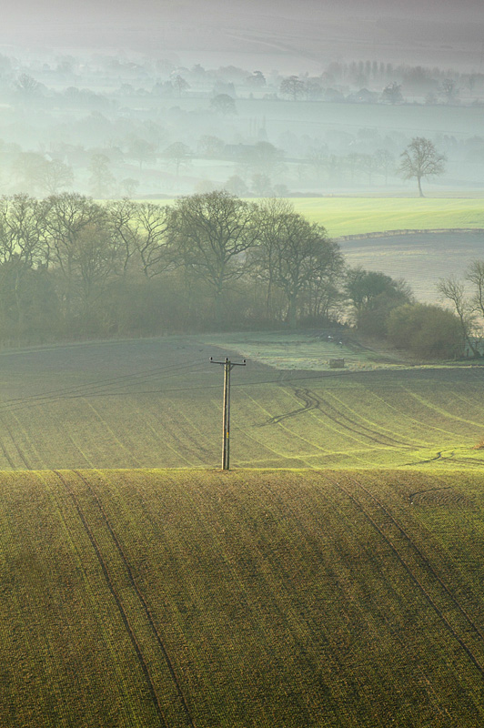 Pylon, Pewsey Vale, Wiltshire